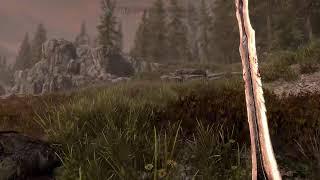 Skyrim Легенда выживание продолжаю бродить