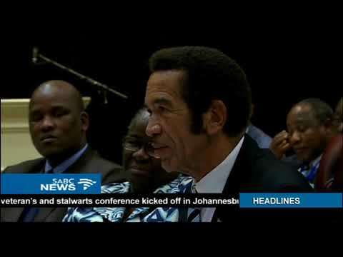 """WATCH: Mugabe Loses SADC Support, """"It's Over!"""""""