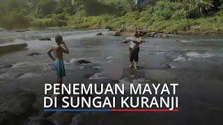 Mayat Pria Ditemukan di Sungai Kuranji Padang, Bercelana Pendek Merah dan Baju Blaster