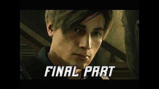 RESIDENT EVIL 2 REMAKE Walkthrough Gameplay Part 2 - ENDING (RE2 Remake PS4)