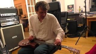 Part.2.Choosing My New Guitar With Rob Chapman