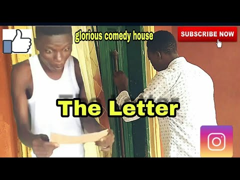 the letter (glorious comedy house)