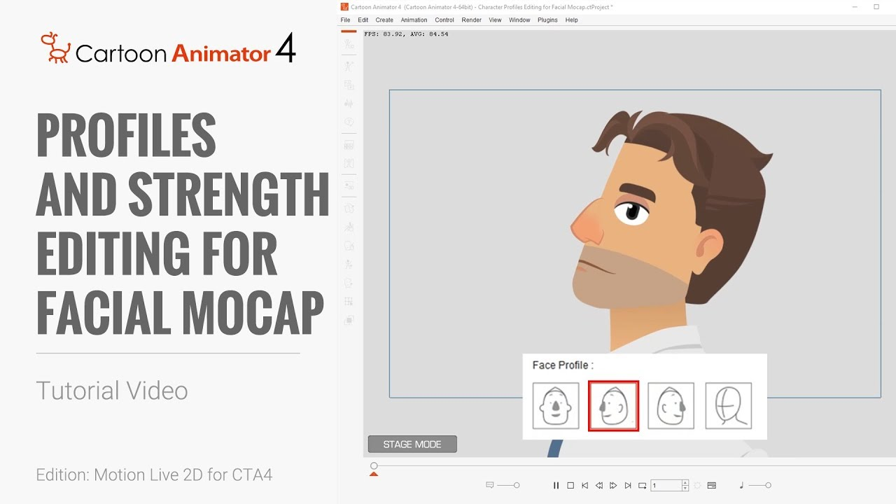 Cartoon Animator 4 - Tutorials
