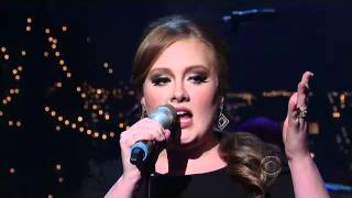 Adele  - Rolling In The Deep (Live Video)