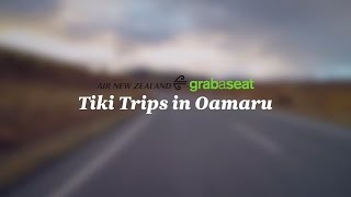 preview picture of video 'Tiki Trips: Oamaru with Air New Zealand Grabaseat'