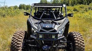 Terra Tech Off Road Maverick X3 MAX Law Enforcement Build