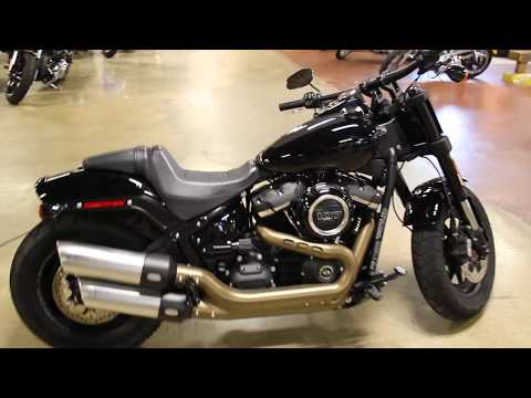 2018 Harley-Davidson Fat Bob® 107 in New London, Connecticut - Video 1