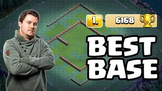 Gambar cover Best Builder Hall 7 Base?! | Base of the #1 Player!