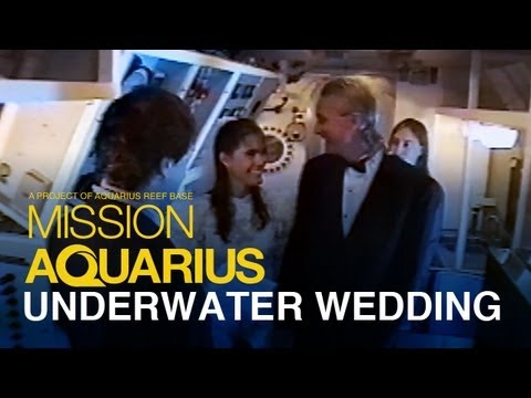 Getting Married In An Undersea Base