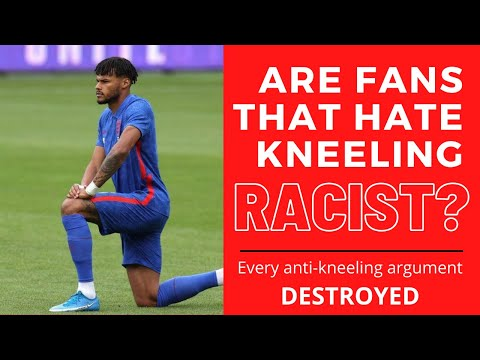 Are Fans That Boo Kneeling RACIST??