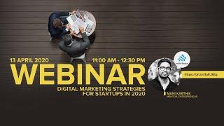 Digital Marketing Strategies for Startups in 2020