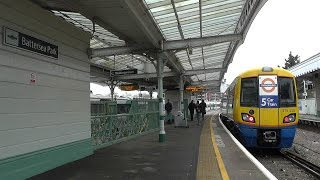 London Overground Trains Rarely Go To Battersea Park station