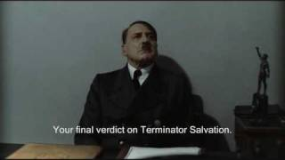 Hitler Game Reviews: Terminator Salvation