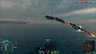 World Of Warships: Operation Dynamo HMS Anthony