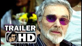 THE LAST MOVIE STAR Official Trailer (2018) Burt Reynolds, Ariel Winter Drama Movie HD