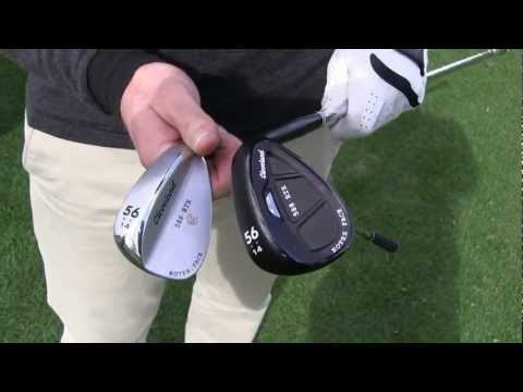 Cleveland Golf R&D: 588 RTX Wedges