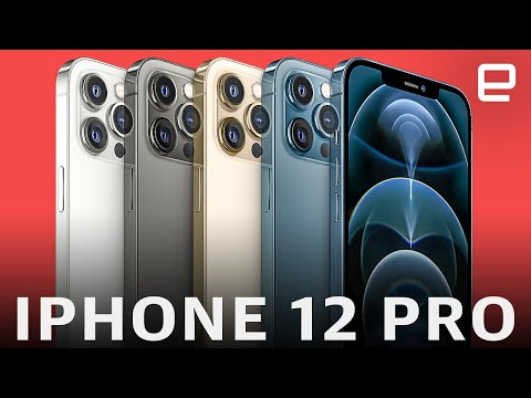 External Review Video f2faL8JGXTI for Apple iPhone 12 Pro & iPhone 12 Pro Max Smartphones