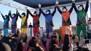 Jabbawockeez at LV4PH Concert Relief