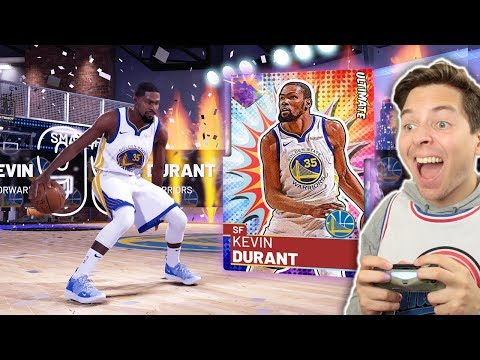I PULLED 7 GALAXY OPALS!! DURANT, CURRY, KLAY & MORE! NBA 2K19