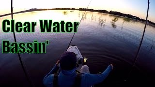 North Texas Kayak Championship Possum Kingdom 2017 Spring Bass Fishing