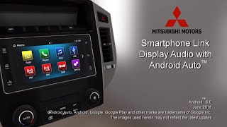 Smartphone Link Display Audio – Android Auto™ hands on
