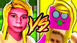 BECOMING MY ROBLOX CHARACTER IN REAL LIFE!
