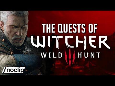 Úkoly třetího Zaklínače - Witcher Documentary