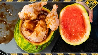 Does Watermelon Make Your Turkey Juicier?