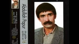 Abdullah Papur - Ahu Gözlüm Ayrilikmi Var ( Albümü A )