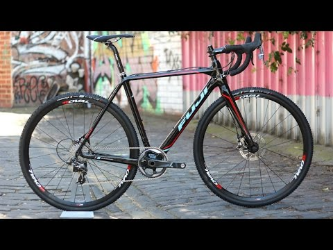 Fuji Altimera Cx review + best cyclocross bikes of 2016