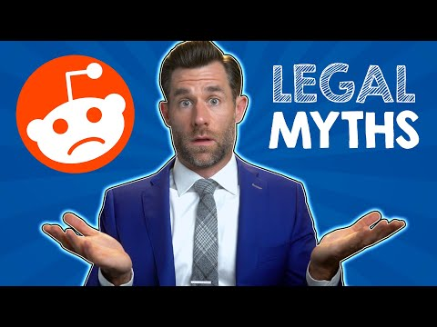 5 Widespread Legal Myths Dispelled by a Lawyer