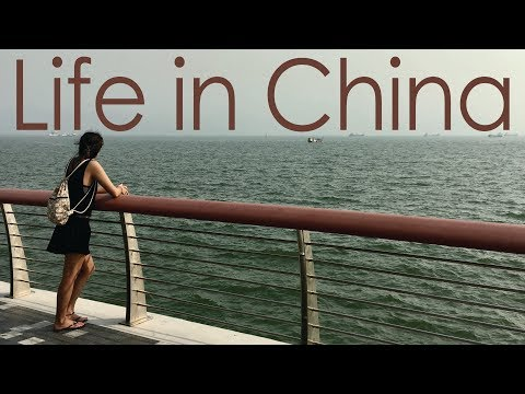 Adjusting to Everyday Life in China