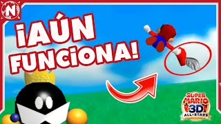 Los GLITCHES de Mario 3D All Stars que NO Fueron Parcheados
