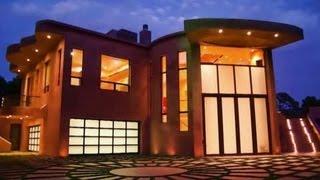 Take a Peek Inside Rihanna's New $12 Million Mansion - Splash News   Splash News TV   Splash News TV