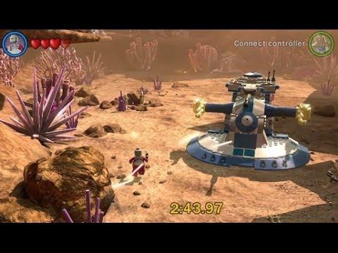 Lego Star Wars Iii The Clone Wars Walkthrough Unlocking Characters