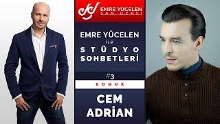 Cem Adrian - Percakapan Studio Dengan Emre Yücelen # 3