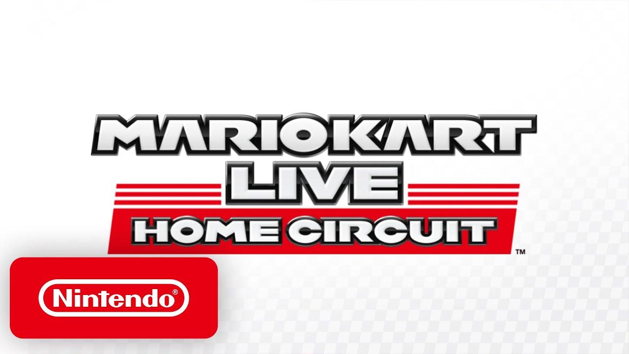任天堂宣佈AR遊戲《瑪利歐賽車 LIVE 家庭賽車場》將於10月16日登陸Switch,支援多人遊玩。遊戲提供免費下載,配套的卡丁車玩具須單獨購買 Maxresdefault