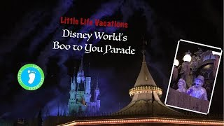 Boo to You Parade at Disney World