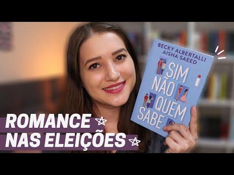 SIM, NÃO, QUEM SABE | Patricia Lima
