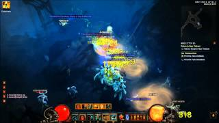 Diablo 3 Barbarian Act1 grind