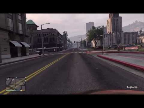 GTA 5 How to Change the Camera View/Angle