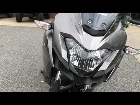2017 Kawasaki Versys-X 300 ABS in Greenville, North Carolina