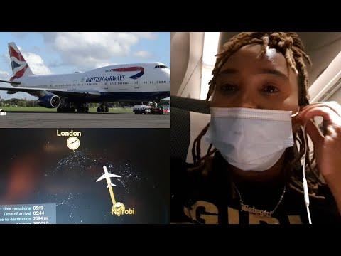 KENYA To DUBAI | Come Fly With Me | Nairobi Kenya Travel Vlog