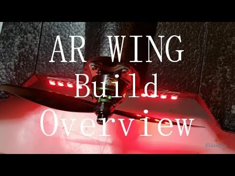 sonicmodell-ar-wing-build-overview