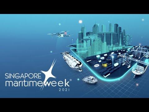 SMW 2021 - Opening Ceremony, Singapore Maritime Lecture, International Maritime Awards