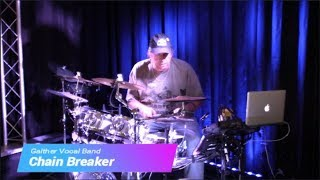Chain Breaker (live) By Gaither Vocal Band   Drum Cover (Modified AlesisLaurin Electronic Drum Kit)