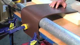 King Plastic Polymer Sheets Work Like Wood