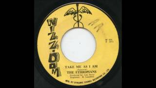 The Ethiopians - Take me as I am