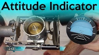 Ep. 60: Inner Workings of an Attitude Indicator | Gyroscope