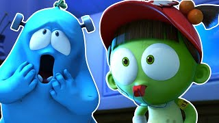 Spookiz   Dieta dei mostri   Zombie Cartoon for Kids   WildBrain